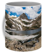 Blue Lake Colorado Coffee Mug