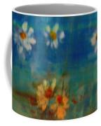 Blue Landscape In Oil Coffee Mug