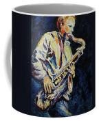 Blue Les Coffee Mug