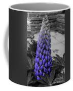 Blue Lupin Colour Pop Coffee Mug
