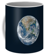 Blue Marble 2012 Planet Earth Coffee Mug