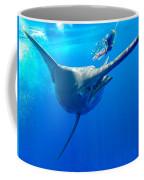 Blue Marlin Magic Coffee Mug