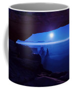 Blue Mesa Arch Coffee Mug