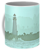 Blue Mist 1 Coffee Mug