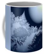 Blue Moon Out My Window Coffee Mug
