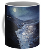 Blue Moon Over Big Sur Coffee Mug