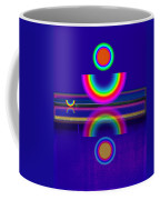 Blue Moon Reflections Coffee Mug