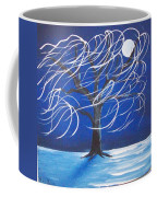 Blue Moon Willow In The Wind Coffee Mug