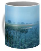 Blue Morning Flash Coffee Mug