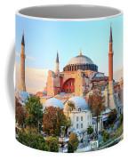 Blue Mosque Coffee Mug