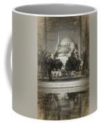 Blue Mosque - Sketch Coffee Mug
