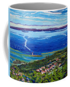 Blue Mountain Blues Coffee Mug