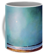 Blue Night Sky Coffee Mug