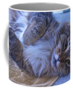 Blue Oblivion Coffee Mug