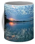 Blue On Blue Coffee Mug