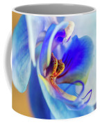 Blue Orchid Coffee Mug