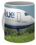 Blue Orleans Coffee Mug