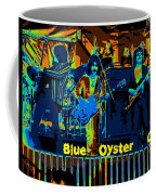Blue Oyster Cult Jamming In Oakland 1976 Coffee Mug