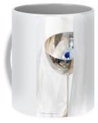 Blue Pearl Champagne Coffee Mug