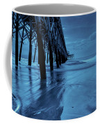 Blue Pier Coffee Mug