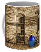 Blue Pot, Tubac, Arizona Coffee Mug