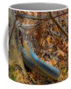 Blue Racer Coffee Mug