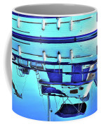 Blue Reflection Coffee Mug