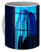 Blue Reflections ... Coffee Mug