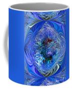 Blue Reflextions Coffee Mug