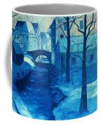 Blue Coffee Mug
