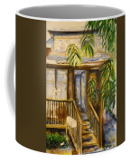 Blue Ridge Cabins Blue Ridge Mountains Coffee Mug