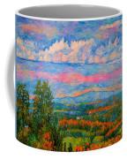 Blue Ridge Cloud Burst Coffee Mug