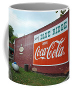 Blue Ridge Coke Coffee Mug