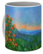 Blue Ridge Morning Coffee Mug
