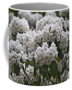 Blue Ridge Mountain Laurel Coffee Mug