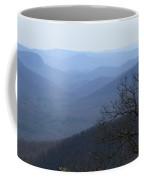 Blue Ridge Mountain Majesty Coffee Mug