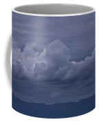 Blue Ridge Mountain Storm In Virginia Coffee Mug