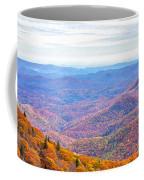 Blue Ridge Mountains 3 Coffee Mug