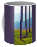 Blue Ridge Mountains Of Virginia Coffee Mug