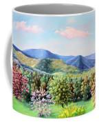 Blue Ridge Mountains Coffee Mug