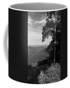 Blue Ridge Mountains - Virginia Bw 10 Coffee Mug