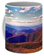 Blue Ridge Of Virginia Coffee Mug