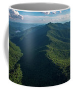 Blue Ridge Parkway Shadow Coffee Mug