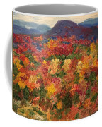 Blue Ridge Pastoral Coffee Mug