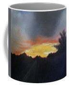 Blue Ridge Sunrise Coffee Mug