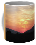 Blue Ridge Sunset Coffee Mug