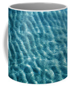 Blue Ripples Coffee Mug