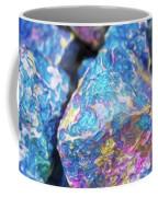 Blue Rocks Hold Coffee Mug