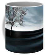 Blue Sand Coffee Mug