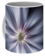 Blue Satin Coffee Mug